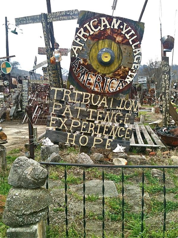 Travel Log March 2012 Part 2 Joe Minter S African Village